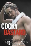 cocky bastard cover reveal